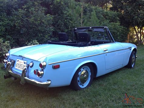 Datsun Roadster 2000 by Datsun 2000 Fairlady Roadster 1970