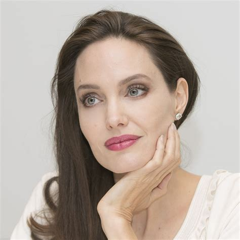 ANGELINA JOLIE at First They Killed My Father Press ...