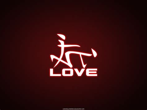 Love Sign  Love Wallpapers  Romantic Wallpapers Stock