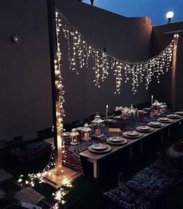 40, Terrace, Light, Decoration, Ideas