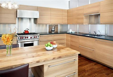 modern all wood kitchen furniture and cabinets decoist