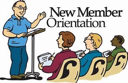 Clipart Member Church Cliparts Orientation Members Clip