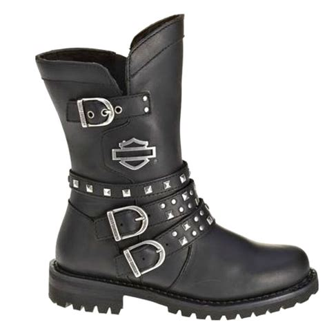 harley davidson womens  adrian motorcycle riding boots