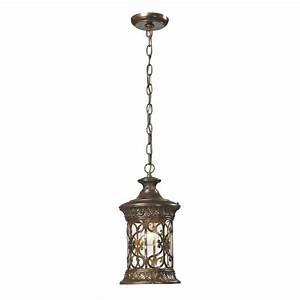 Titan lighting shaker heights light hazelnut bronze