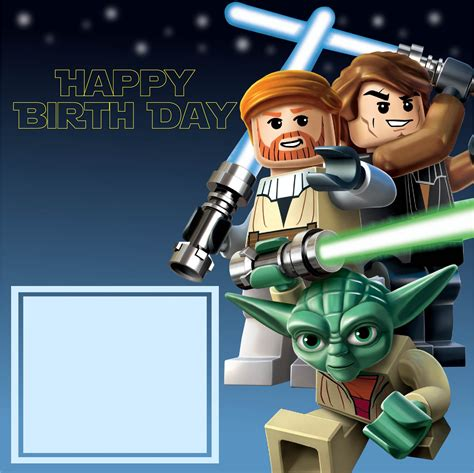 7 Best LEGO Birthday Printable Cards To Color - printablee.com