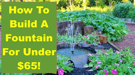 How To Build A Backyard Garden by Tips And Ideas On How To Build A Backyard For