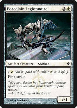 Best White Weenie Deck Of All Time by Porcelain Perfection Magic The Gathering