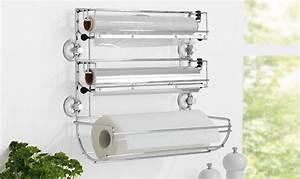 Accessoire Cuisine Design : porte rouleaux de cuisine lidl france archive des offres promotionnelles ~ Teatrodelosmanantiales.com Idées de Décoration