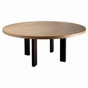 Table Ronde De Salle à Manger : table de salle manger luna ronde ph collection d co ~ Teatrodelosmanantiales.com Idées de Décoration