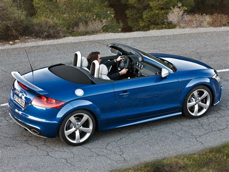 Maybe you would like to learn more about one of these? TT RS Roadster / 8J / TT RS / Audi / Database / Carlook