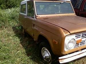 Find Used 1970 Ford Bronco Classic 66