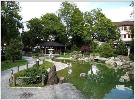 Japanischer Garten Niederlande by Ein Kleiner Japanischer Garten Am H 246 Heweg In Interlaken
