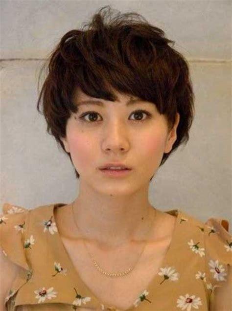 short hairstyles  asian women short hairstyles