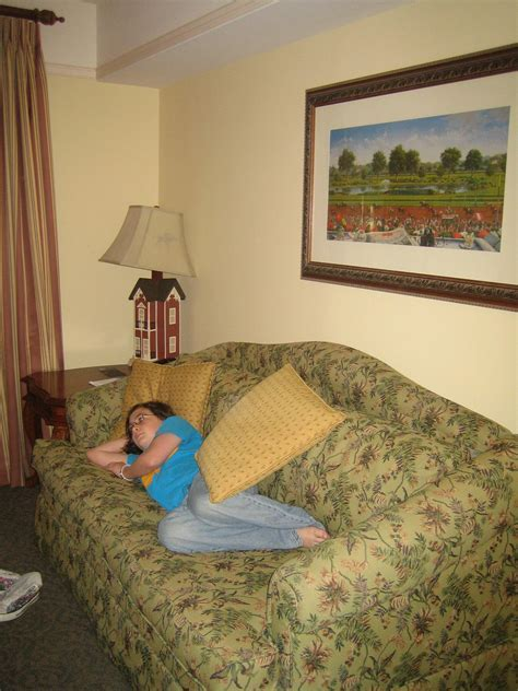 Photo Tour of a One Bedroom Suite at Disney?s Saratoga