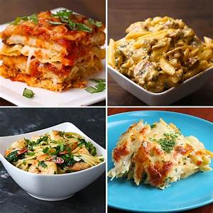 Top 5 Pasta Recipes by Tasty