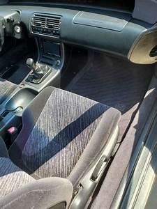 1993 Honda Prelude Hatchback Black Fwd Manual Sr