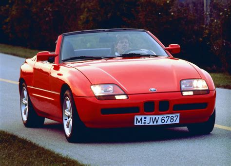 25 Years Of The Bmw Z1