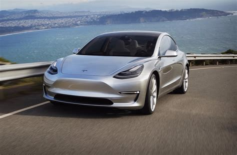 News - 2018 Tesla Model 3: Some Specs Outed