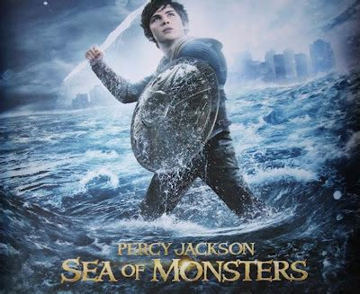 Percy Jackson And The Sea Of Monsters Reviewthoughts