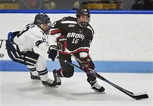 Yale hockey team drops season opener to Brown - New Haven ...