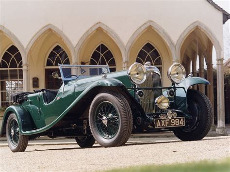 1934 Lagonda M45 Tourer Side Angle 1920x1440 Wallpaper