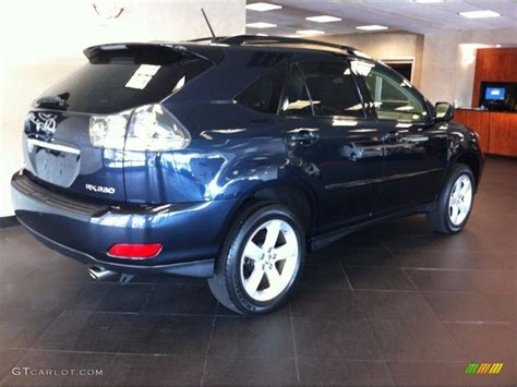 lexus blue 2004 neptune blue mica lexus rx 330 awd 59243364 photo 2