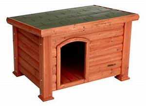 small doghouse With precision pet outback log exterior dog house