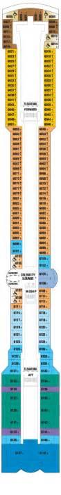 Summit Deck Plan 7 by Cruises Ship Summit