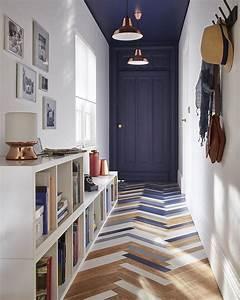 10 facons d39actualiser un plancher sans le changer With wonderful peindre une entree et un couloir 4 sejour peinture des idees pour peindre un mur du salon