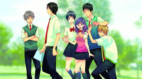 Anime Kiss Him Not Me Season 2 Kiss Him Not Me Watashi Ga Motete Dousunda Season 2