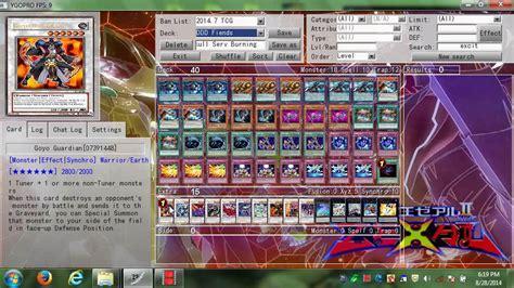 yugioh fiend deck profile yugioh world ddd fiend deck profile 2014 by kung fu