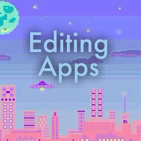 apps to make fan edits editing apps i use k pop amino