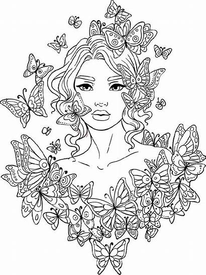 Coloring Teens Pages Printable Adults Zentangle Mycoloring