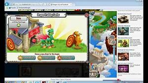 Dragon city Pure Plant Dragon - YouTube