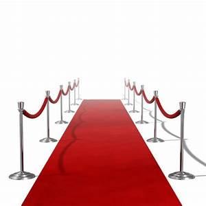 tapis rouge 1 x 5 m achat vente tapis de couloir With prix tapis rouge