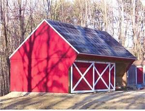 30 x 20 three bay pole barn carriage shed by mainiac With 3 bay pole barn