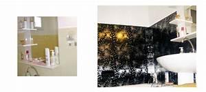 Carreaux Adhesif Salle De Bain : carrelage adh sif salle de bain on a test c 39 est super ~ Melissatoandfro.com Idées de Décoration