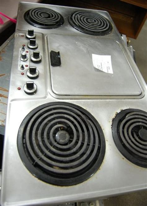 Electric Cooktops For Sale by Vintage Thermador Built In Ovens And Cooktops Retro