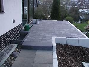 Terrasse Tiefer Als Garten : hangterrassierung und terrassengestaltung gartenbau gartenplanung landschaftsbau ~ Orissabook.com Haus und Dekorationen