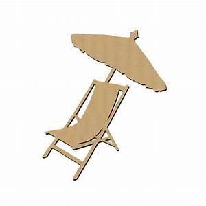 6 3 En Cm : sujet en bois m dium chaise longue et parasol 5 3 x 3 6 cm ~ Dailycaller-alerts.com Idées de Décoration