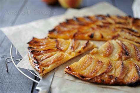 tarte aux pommes amuses bouche