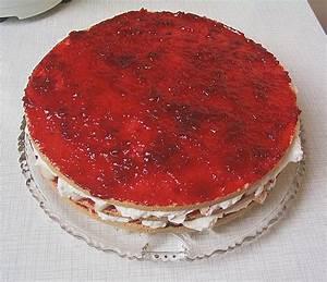 Torte Mit Früchten : sahnetorte mit fr chten von kziarkow ~ Lizthompson.info Haus und Dekorationen