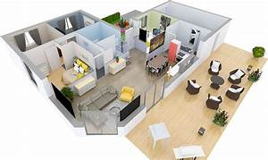 Architecture Classroom And Offices Floor Plan  U2013 Modern House