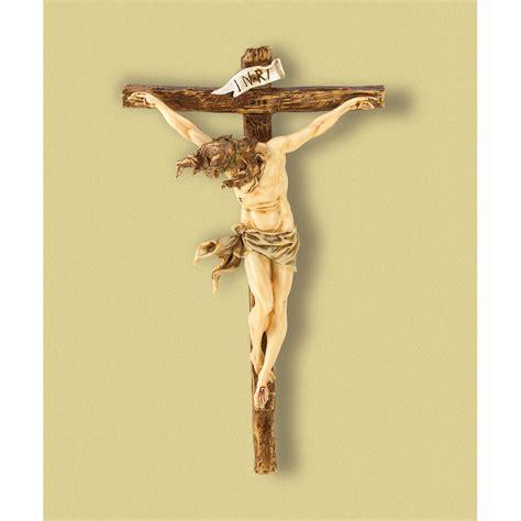 crucifix jesus statue large 20 wall cross big christian