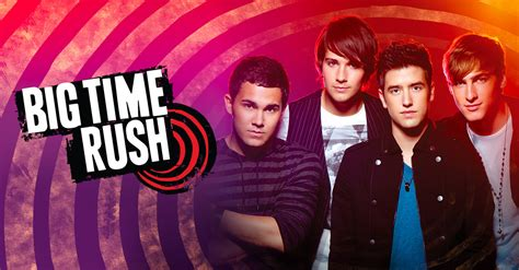 One day kendall knight, james diamond, carlos garcia and logan mitchell were just playing hockey and trying to pass math, and the next they're on their way to l.a. Big Time Rush - Nickelodeon - Watch on CBS All Access