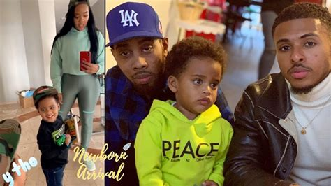 Angela Simmons Son Sutton Is Too Much To Handle!