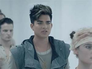 """Adam Lambert's """"Never Close Our Eyes"""" Video: Watch Him ..."""