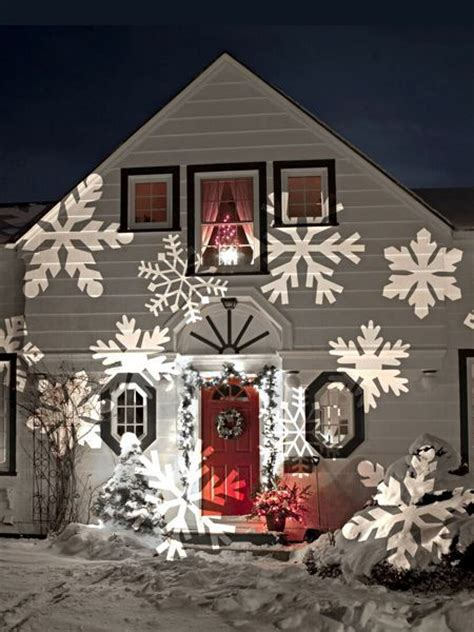 outdoor christmas lighting projectors gorgeous ideas