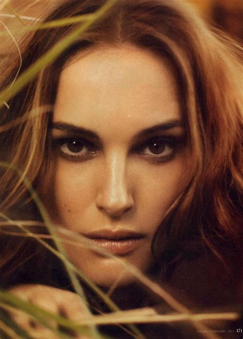Burst Style Natalie Portman Into The Wild For Instyle