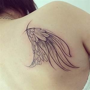 63 Fantastic Shoulder Blade Tattoos